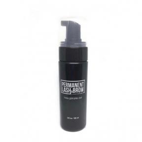 Пінка для очищення брів та вій Permanent lash&brow