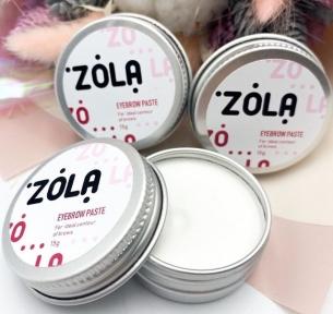Паста для брів Zola