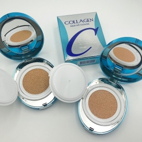 Зволожуючий кушон з колагеном Enough Collagen Aqua Air Cushion