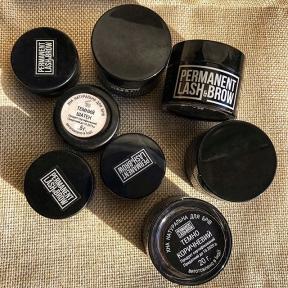 Хна для бровей Permanent lash&brow